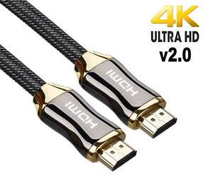 Premium-Hdmi-Cable-Alta-Velocidad-4K-UltraHD-3D-2160p-Lead-1m-2m-3m-4m-5m-7m