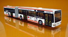 "Rietze 67092 Mercedes-Benz Citaro G Euro 4 "" Stadtbus Kulmbach / BRK Kulmbach """