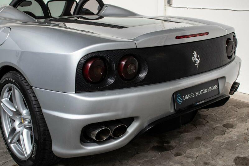 Ferrari 360 Spider F1 - 11