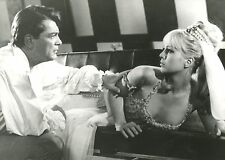 JEAN MARAIS MYLENE DEMONGEOT FANTÔMAS 1964 VINTAGE PHOTO ORIGINAL TV #2