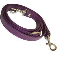 5/8 Purple Purse Strap Adjustable Shoulder Cross Body Replacement Handbag