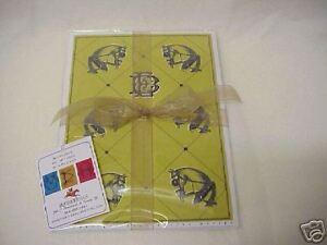 Colorful Set of 3 Bits Design Notecards- Gift Set