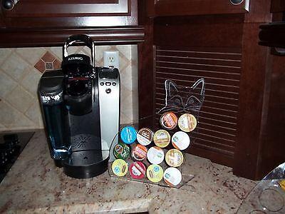 Nespresso pod holder Cat shape  3//16 acrylic
