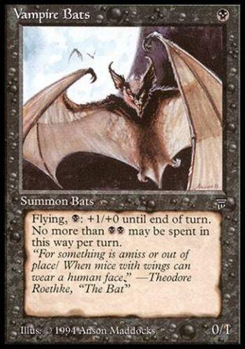 Vampire Bats MTG MAGIC LEG Legends Eng//Ita EXCELLENT 4x Pipistrelli Vampiro