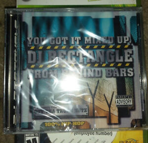DJ RECTANGLE you got it mixed up cd SEALED NEW!
