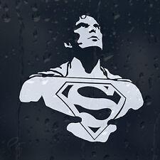 Superman Hero Iron Man Clark Kent coche decal pegatina de vinilo de ventana de parachoques