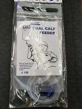"Calf Oral Fluid Feeder Drencher Esophageal 2 Liter 46/"" Flexible Probe"