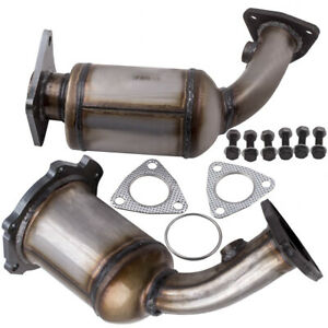 Fits 2003-2007 Nissan Murano 3.5L Front Left Catalytic Converter 16221