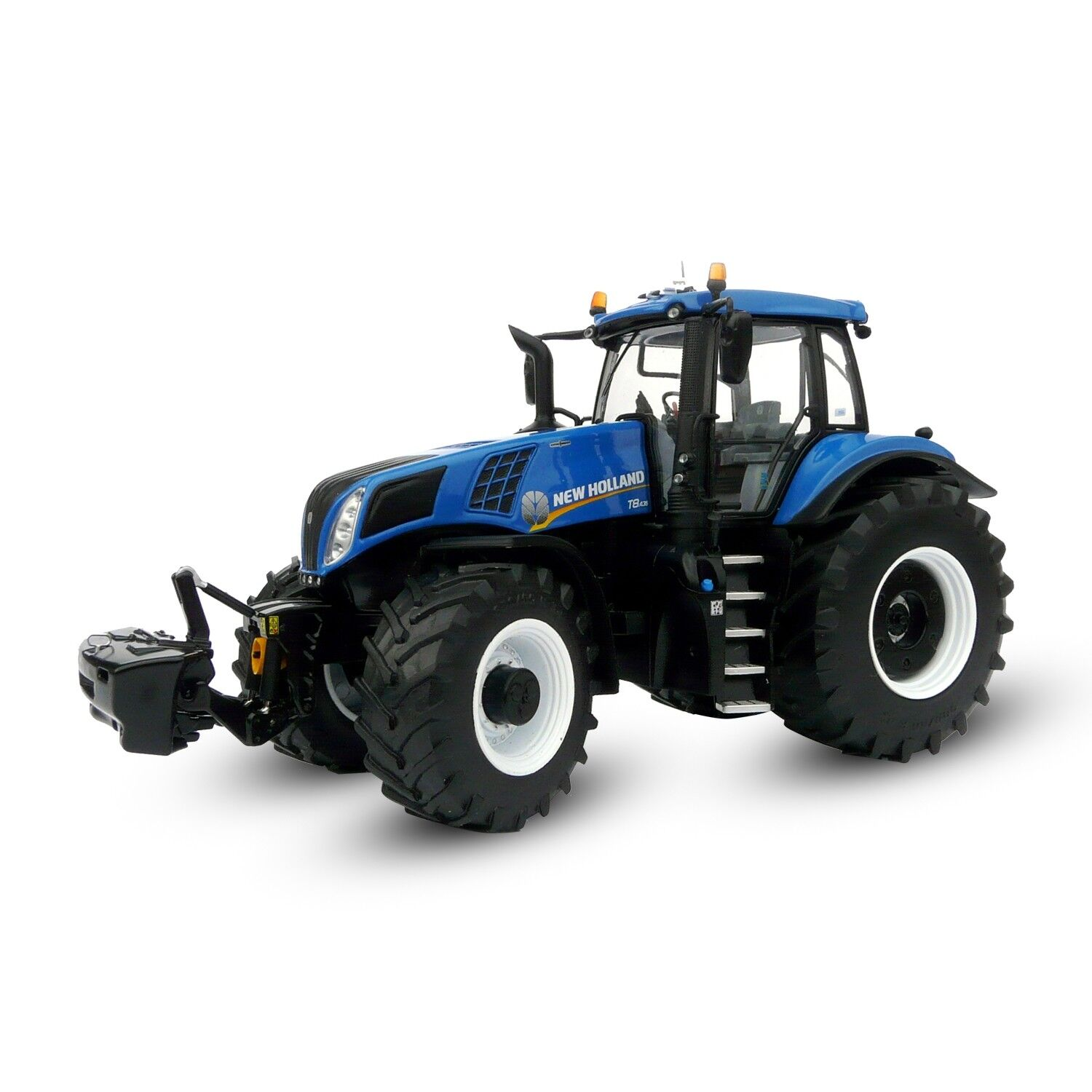 MODELLINO TRATTORE NEW HOLLAND T8.435 SCALA 1 32 IN METALLO MARGE MODELS