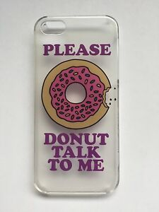 Love-Your-Phone-Hard-Back-Cover-for-iPhone-6-6s-Donut