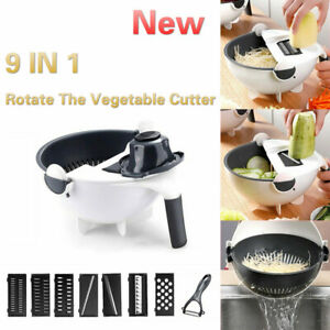 9-IN-1-Kitchen-Assist-Slicer-Vegetable-Cutter-Potato-Onion-Carrot-Grater-Chopper