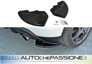 Splitter-posteriori-per-Alfa-Romeo-Giulietta-2010-gt-materiale-ABS