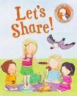 Let's Share!: With Fun Reward Stickers by Jillian Harker (Hardback, 2015)