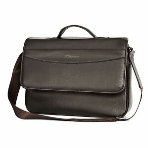 Men Business Leather Handbag Vintage Briefcase Laptop Messenger Shoulder Bag 428