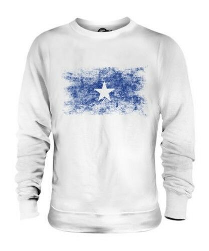 SOMALIA DISTRESSED FLAG UNISEX SWEATER TOP SOOMAALIYA SOMALI AS-SUMAL SOMALIAN
