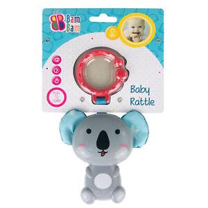 Jouet Créatif pour les Enfants Nouveau-Né BamBam Koala Hochet Peluche 2847
