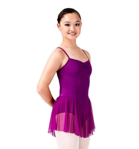 CLEARANCE IN STOCK Bodywrappers MAGENTA Short Lyrical Ballet Dress