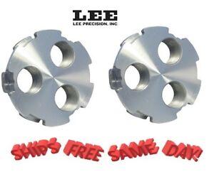Pro 1000 Progressive Press Turret Lee 3 Hole Turret Press
