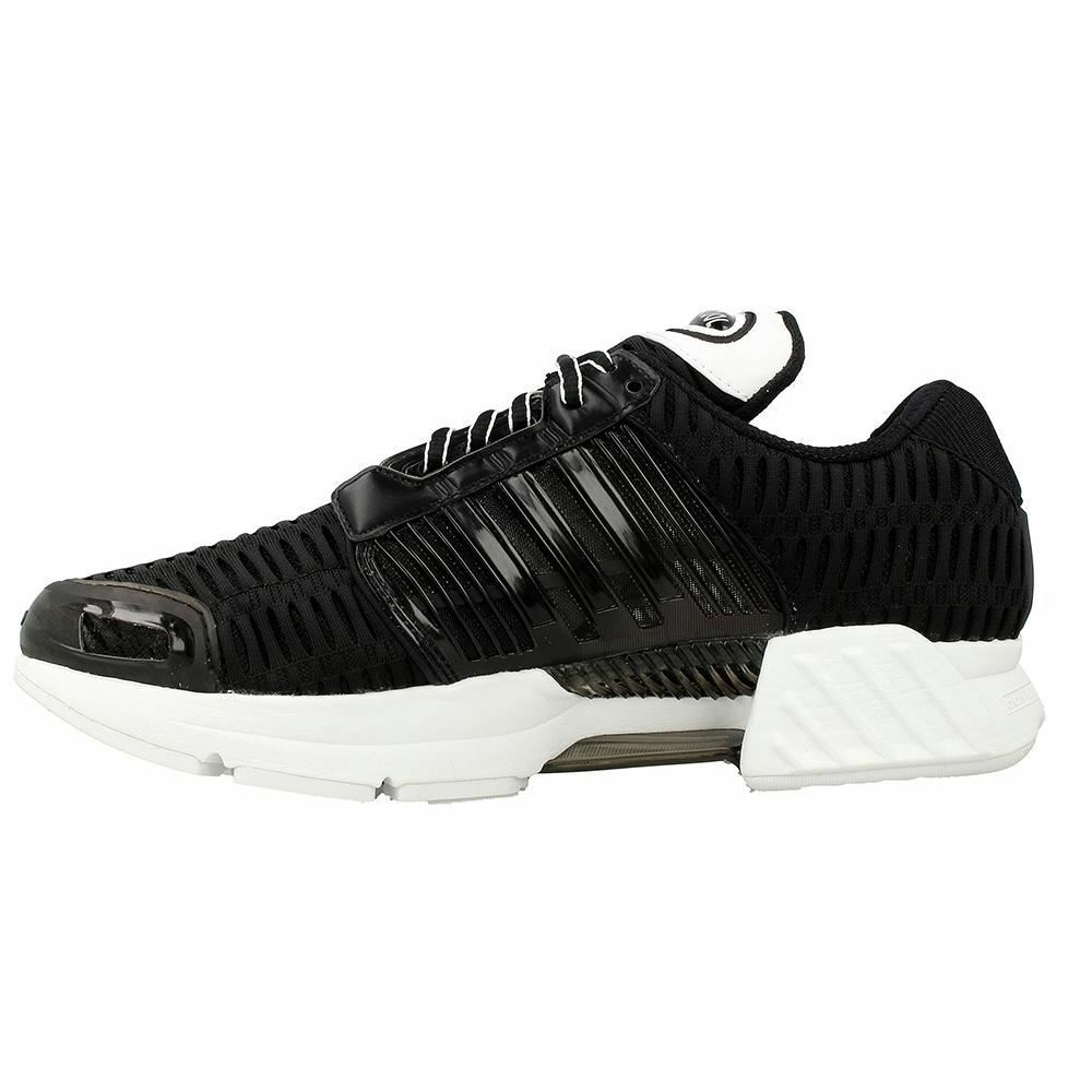 adidas ORIGINALS CLIMA COOL TRAINERS RETRO MEN'S BLACK RUNNING SHOES SNEAKERS