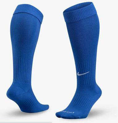 Nike Men's Dri Fit Academy Classic Cushioned OTC Soccer Socks XL 12-15 |  eBay