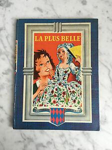 La-Mas-Bonita-Margarita-Clement-Ediciones-G-P-1954