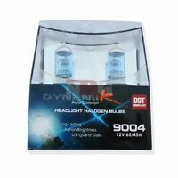 9004 Hb1 45w 4200k White Halogen Light Bulbs Headlight High Low Beam Bh-9004h-dk