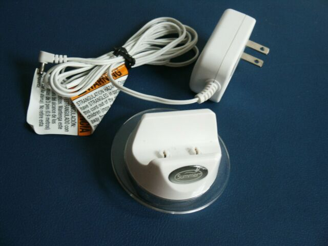 AC Power Adapter For Summer Infant 02000 02000Z Baby Touch Video Color Monitor