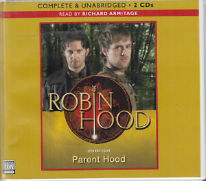 Robin-Hood-Parent-Hood-Episode-Four-2CD-Audio-Book-Unabridged-FASTPOST