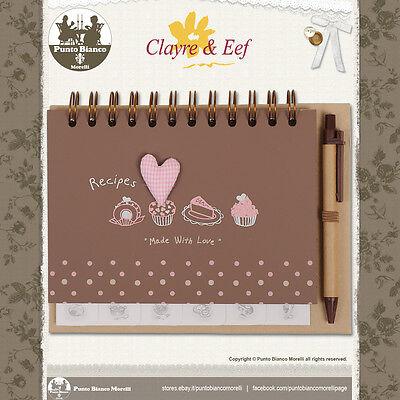 Miele Clayre & Eef | 6pa0031 | Ricettario - Recipe Book | Shabby Chic Per Prevenire E Curare Le Malattie