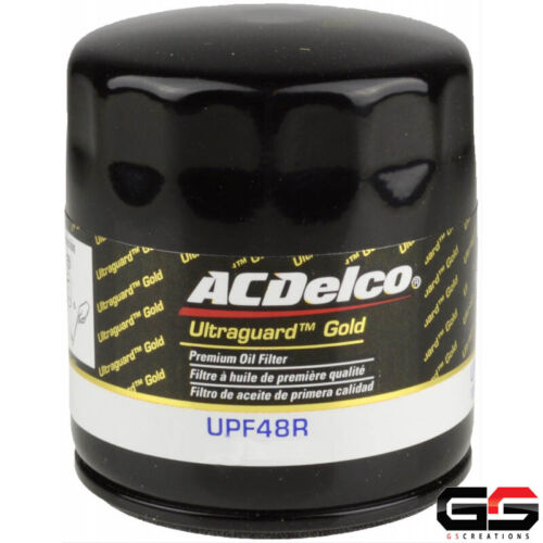 C6 LS7 LS9 Corvette ACDelco GM Oil Filter UPF48R Ultraguard Gold