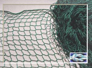 Kinderschutznetz Ballfangnetz 2 Meter Breites Netz 45mm Masche 2