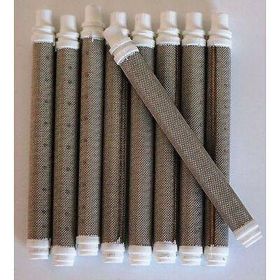 10x Filter Pistolenfilter Airless #50 mesh weiß 10 St. NEU für Wagner Pistolen