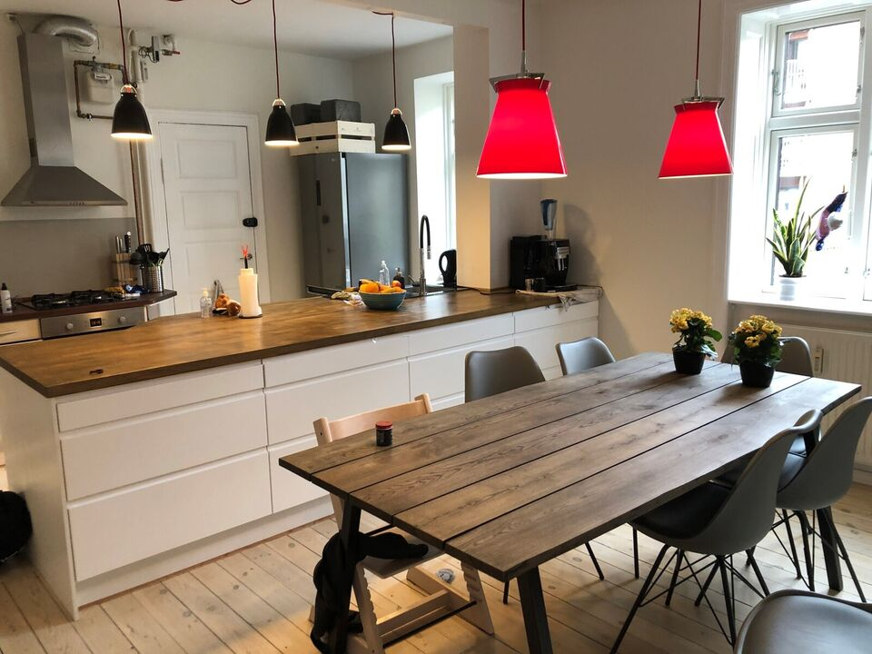 København Ø, Andelslejlighed byttes, 2100