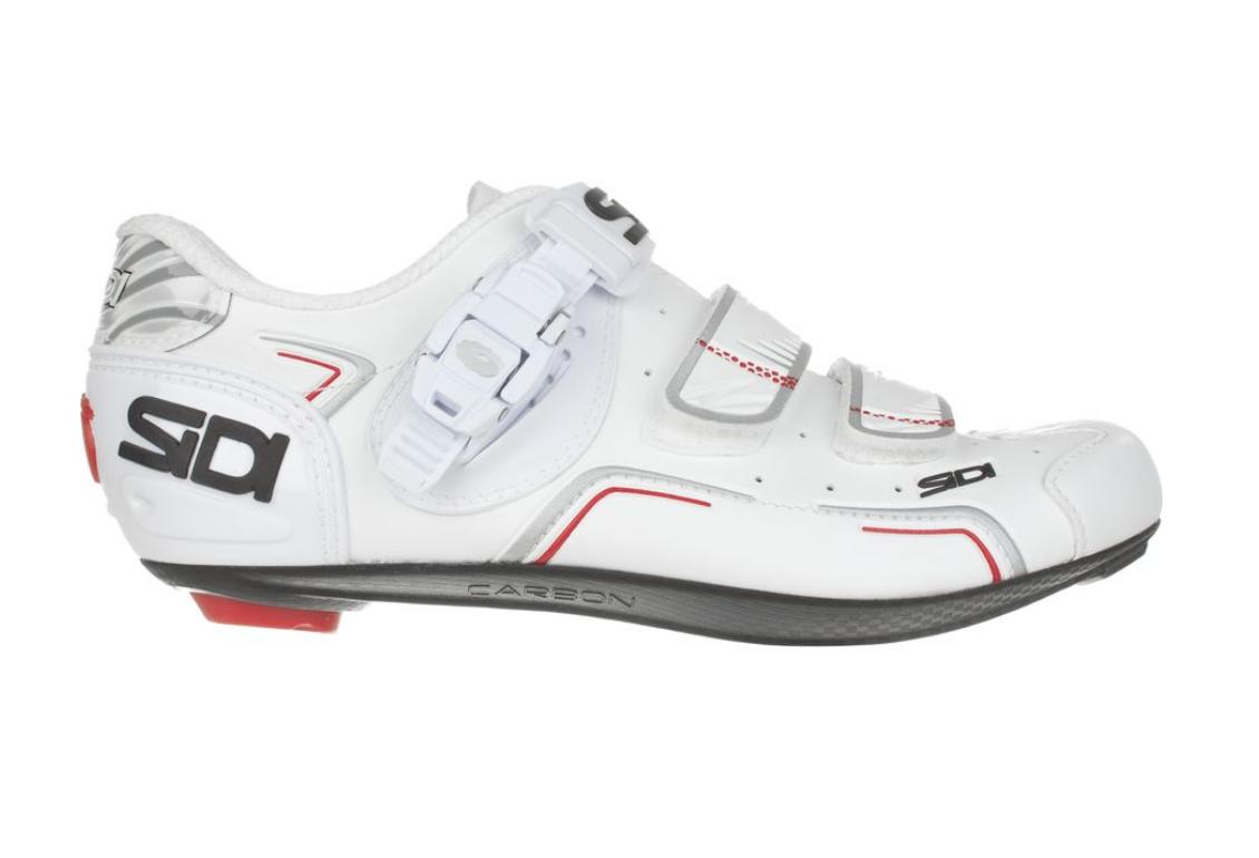 Sidi Level Wouomo Road Cycling scarpe  bianca  38  6.25   219 Retail