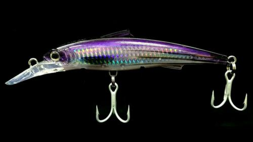 SAMAKI PACEMAKER 180D  STRIPEY  2.5 METERS DEEP DIVER TROLLING FISHING LURE