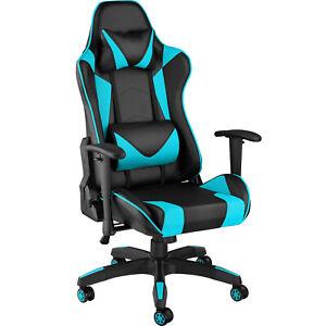 Sedia Sportiva Da Ufficio.Poltrona Da Ufficio Sportiva Racing Gaming Ergonomico Sedia Per Casa Studio Nuov Ebay