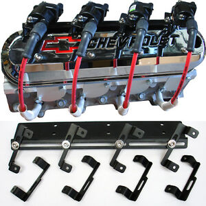 69521-Proform-Valve-Cover-Coil-Relocation-Brackets-Works-with-LS3-LS7-Coils