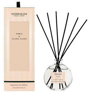 Stoneglow-Candles-Modern-Classics-Reed-Diffuser-ORRIS-amp-YLANG-YLANG-Gift-Boxed