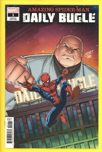 The-Amazing-Spider-Man-Daily-Bugle-1-Ron-Lim-1-25-Variant-NM-2020