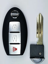 2010-2016 OEM Nissan Smart Keyless Entry Remote w/ Insert Emergency Key