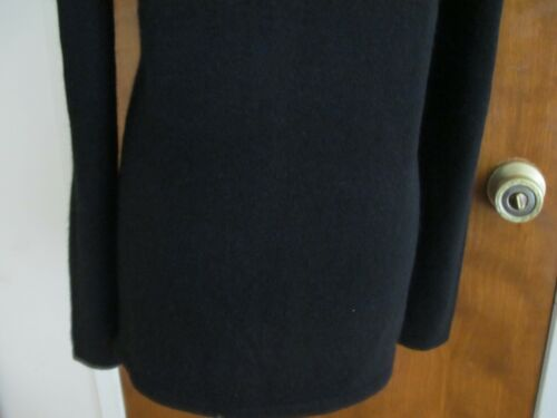 By Bloomingdale's women/'s black 2ply cashmere sweater New