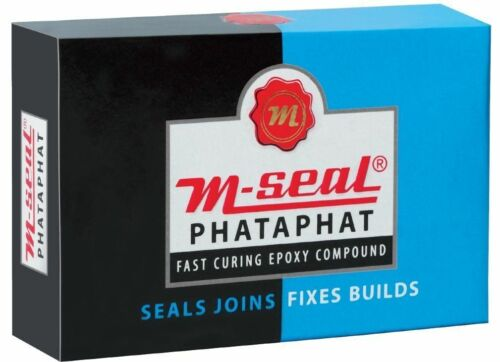 PIDILITE M-SEAL PHATAPHAT FAST CURING EPOXY COMPOUND 25 GM FS