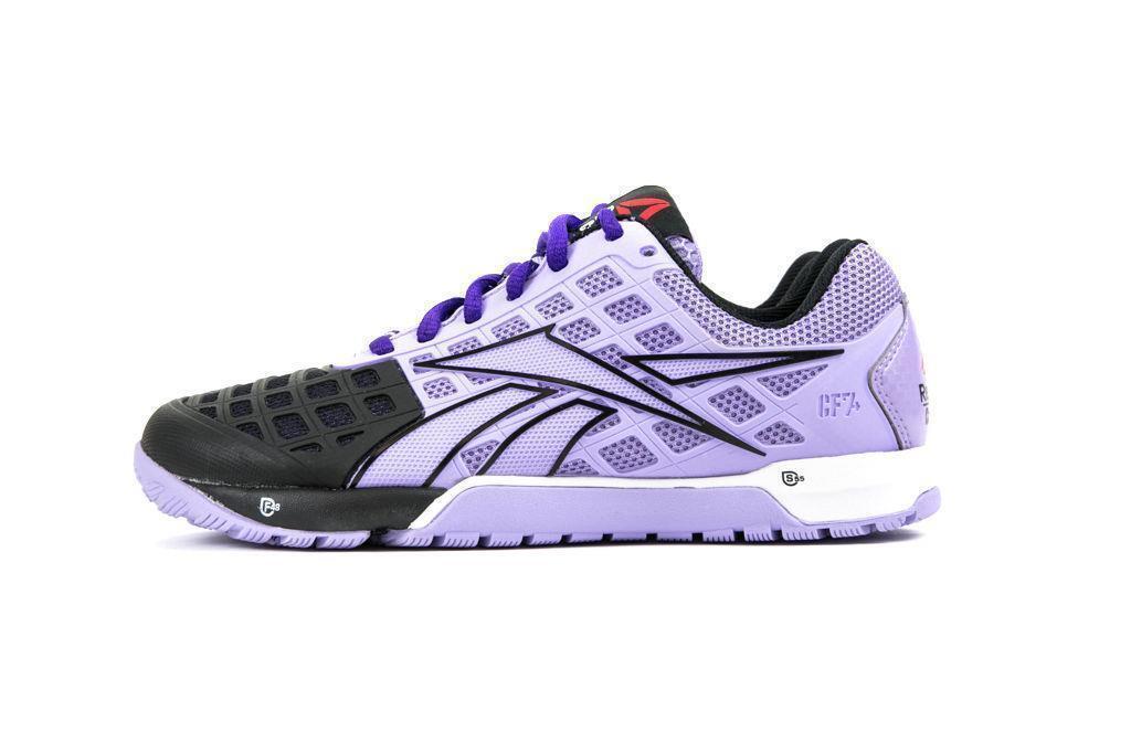Reebok Crossfit Nano 3.0 Zapatos para para para mujer Negro Púrpura US 6 EU 36 B6  envío rápido  Tu satisfacción es nuestro objetivo