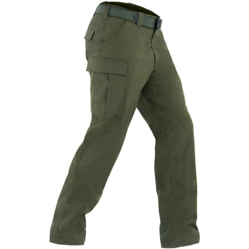First Tactical Men/'s Specialist BDU Pants Hunting Hiking Cargo Trousers OD Green