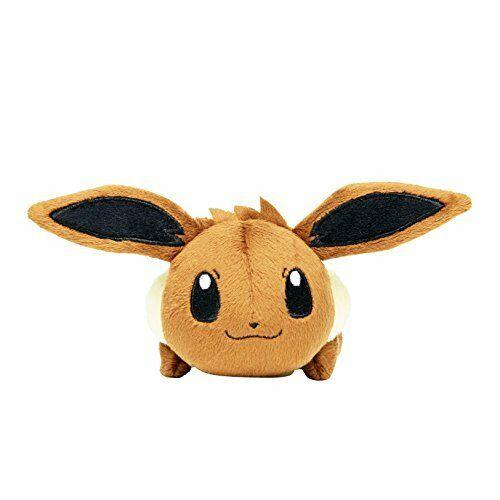 Pokemon Center Original stuffed Eevee appearance of the imaginary Dymax