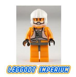 U Wing Pilot Lego Star Wars Free Postage 75190