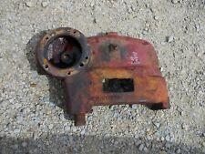 Farmall Cub Low Boy Tractor Ih Front Radiator Bottom Bolster Crank Alignment