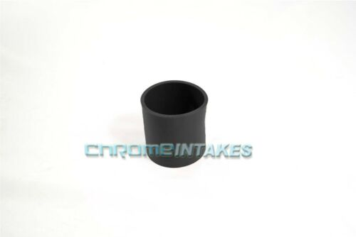 "BLACK 2.5/""-2.5/"" AIR INTAKE//PIPING RUBBER COUPLER FOR VOLVO//JAGUAR"