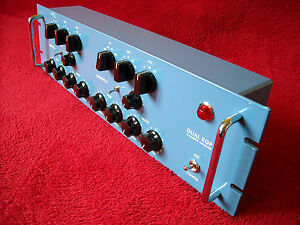TUBE-EQUALIZER-DUAL-EQP-2-channel-like-Pultec-EQ-passive-inductor-based