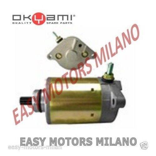 MOTORINO D/'AVVIAMENTO MALAGUTI MADISON R 3 S 125 180 F12 PHANTOM MAX 200